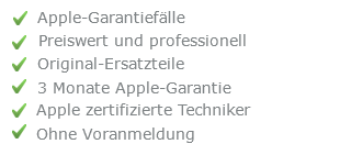 Apple Reparatur
