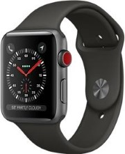 Apple Watch Series 3, GPS+Cellular, Aluminium verkaufen